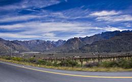 Hex River Valley Royalty Free Stock Photography
