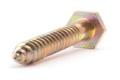 Hex screw Stock Image