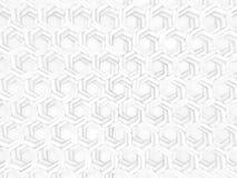 Hexa bakgrund Royaltyfria Foton