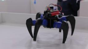 Hexa robot zabawka zdjęcie wideo
