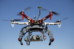 Hexacopter Stock Images