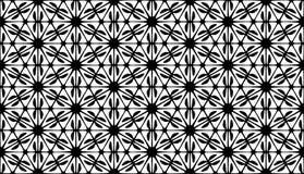 Hexagon, γραπτό αφηρημένο άνευ ραφής σχέδιο γεωμετρίας διανυσματική απεικόνιση