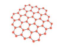 hexagon ομάδας Στοκ Εικόνες