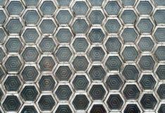 Hexagon παράθυρα (3) στοκ εικόνες