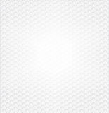 Hexagon άσπρο υπόβαθρο Στοκ φωτογραφίες με δικαίωμα ελεύθερης χρήσης