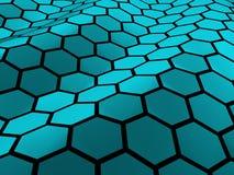 Hexagon Stock Photo