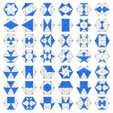 Hexagon Royalty Free Stock Image