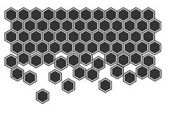 Hexagon Royalty Free Stock Images