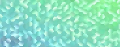 Hexagon abstract background. Polygon hexagon abstract background. design geometrical texture. pattern honeycomb Stock Images
