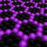 Hexagon background Stock Photos