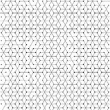 Hexagon background of abstract hexagonal geometric cells pattern Royalty Free Stock Photos