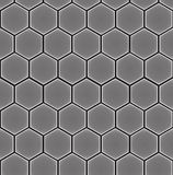 Hexagon cell background Royalty Free Stock Images