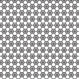 Hexagon geometric cover tile fabric pattern background vector illustration design Abstract wallpaper Royalty Free Stock Photo