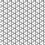 Hexagon geometrische van het van het de achtergrond stoffenpatroon van de dekkingstegel Abstracte behang vectorillustratieontwerp Royalty-vrije Stock Foto's