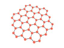 Hexagon group Stock Images