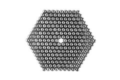 Hexagon Stock Photography