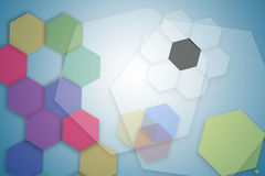 Hexagon Stock Photos