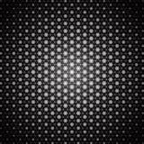 Hexagon lights Stock Photo