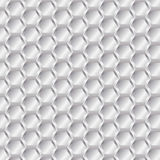 Hexagon metal abstract background vector. Silver hexagon metal abstract background vector Royalty Free Stock Image