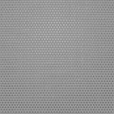 Hexagon Metallic Seamless Pattern Stock Image