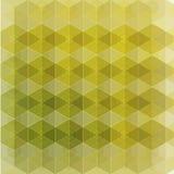 Hexagon patroon Stock Afbeelding
