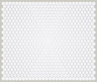 Hexagon pattern ,background artwork Stock Photos