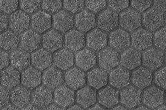Hexagon Pattern Texture Royalty Free Stock Photos
