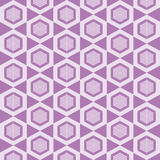 Hexagon Pattern Vector Royalty Free Stock Photography