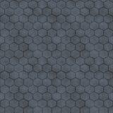 Hexagon Seamless Pattern Stock Photos