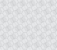 Hexagon seamless vector background. Stock Photo
