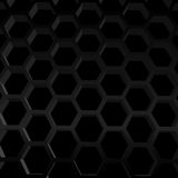 Hexagon texture Royalty Free Stock Photography