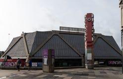 The Hexagon Theatre royalty free stock image