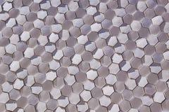 Hexagon Tiles Stock Image
