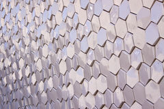 Hexagon Tiles Stock Image