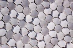 Hexagon Tiles Stock Photography