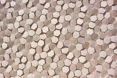 Hexagon Tiles. Beautiful Abtract Hexagon Tiles Background Stock Photo