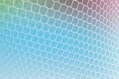 Hexagon Twist Royalty Free Stock Photography