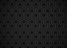 Hexagon wallpaper Stock Image