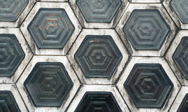 Hexagon Windows (1) Stock Photography