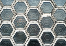 Hexagon Windows (2) Royalty Free Stock Photos