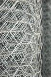 Hexagonaal Draadnetwerk Royalty-vrije Stock Afbeelding