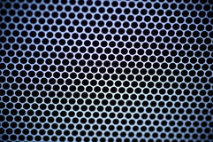 Hexagonal cell texture Royalty Free Stock Image