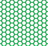 Hexagonal net Royalty Free Stock Photography