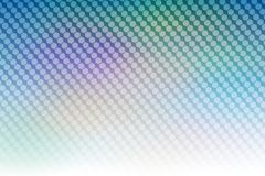 Hexagonal pattern colorful background. Created from illustration royalty free illustration
