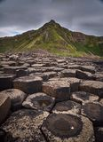 Giant`s Causeway, Antrim, Northern Ireland Royalty Free Stock Photo