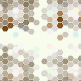 Hexagonal seamless pattern. Repeating geometric Stock Photos