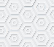 Hexagonal seamless pattern. Hexagonal seamless  pattern. Vector illustration Royalty Free Stock Photo