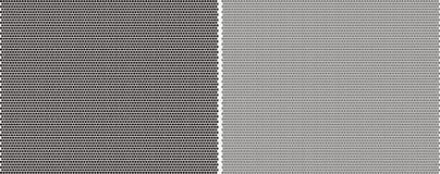 Hexagonal texture. Seamless pattern of the hexagonal net Royalty Free Stock Images