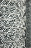 Hexagonal Wire Mesh Royalty Free Stock Image