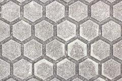 Hexagonale vloertegel Royalty-vrije Stock Afbeelding